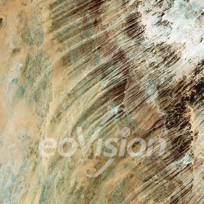 Tibesti - ein aus Vulkanen bestehender Gebirgszug im Tschad