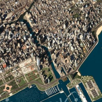 Chicago - drittgrößte Stadt der USA