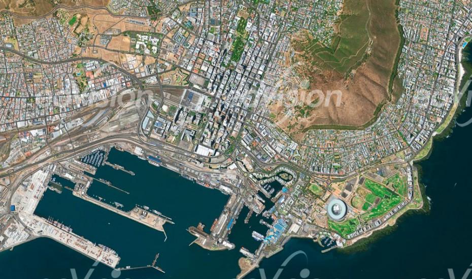 Kapstadt - wichtiger Hafenstützpunkt